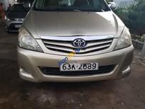 Cần bán xe Toyota Innova G năm sản xuất 2009, 350tr