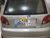 Cần bán lại xe cũ Daewoo Matiz năm 2003, màu bạc