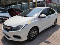 Bán Honda City TOP năm sản xuất 2018, màu trắng, giá chỉ 595 triệu