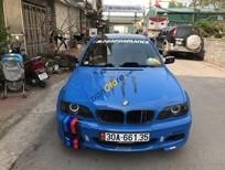 Bán BMW 3 Series 318i năm 2004, màu xanh lam, 260 triệu
