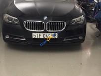 Bán xe BMW 520i sản xuất 2014, màu đen, nhập khẩu