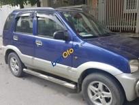 Bán ô tô Daihatsu Terios sản xuất năm 2005, màu xanh