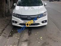 Bán Honda City 1.5 AT sản xuất 2018, màu trắng giá cạnh tranh