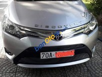 Cần bán Toyota Vios đời 2018, màu bạc