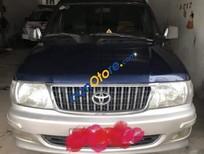 Bán ô tô Toyota Zace năm 2002, màu xanh