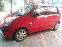 Bán xe Matiz 2001, màu đỏ, nhập khẩu