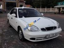 Cần bán lại xe Daewoo Nubira đời 2001, màu trắng