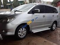Bán xe Toyota Innova G sản xuất 2010, màu bạc, giá chỉ 325 triệu