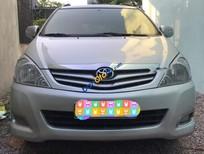 Cần bán xe cũ Toyota Innova đời 2011, màu bạc