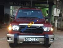 Bán Mekong Paso sản xuất năm 1995, màu đỏ, xe nhập