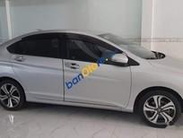 Cần bán Honda City 2016, màu bạc