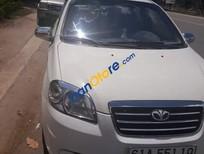 Cần bán Daewoo Gentra đời 2009, màu trắng, xe nhập
