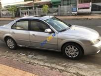 Bán xe cũ Ford Mondeo đời 2004, màu bạc, xe nhập số tự động