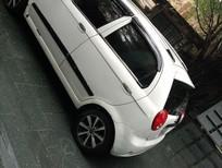 Xe Chevrolet Spark đời 2009, màu trắng, xe nhập