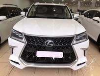 Cần bán gấp Lexus LX 570 Super Sport sản xuất năm 2016, màu trắng
