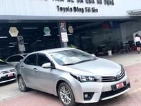 Cần bán lại xe Toyota Corolla altis 1.8G CVT sản xuất năm 2016, màu bạc