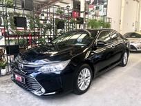 Bán Toyota Camry 2.5G sản xuất 2015, màu đen số tự động