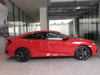 Bán xe Honda Civic RS năm 2019, màu đỏ, nhập khẩu nguyên chiếc giá cạnh tranh