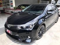 Bán Toyota Corolla altis 2.0V sản xuất 2016, màu đen số tự động, giá tốt