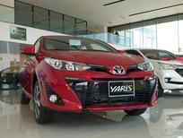 Bán ô tô Toyota Yaris CVT năm sản xuất 2019, màu đỏ, nhập khẩu Thái
