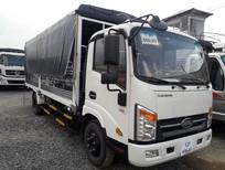 Xe tải Veam 1T9 thùng dài 6m2 mui bạt đời 2018