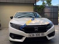 Cần bán xe Honda Civic năm sản xuất 2017, màu trắng