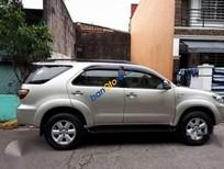 Cần bán xe Toyota Fortuner năm 2011, màu bạc chính chủ