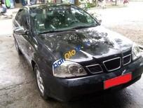 Xe Daewoo Lacetti năm 2004, màu xám