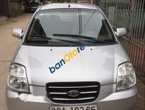 Cần bán lại xe Kia Morning năm 2006, màu bạc, xe nhập