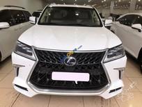 Cần bán xe Lexus LX 570 Super Sport sản xuất năm 2016, màu trắng