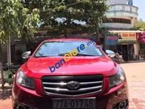 Xe Daewoo Lacetti năm sản xuất 2009, màu đỏ