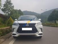 Cần bán Lexus LX 570 Super Sport S sản xuất 2016, màu trắng, nhập khẩu