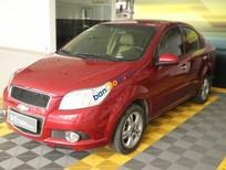 Bán Chevrolet Aveo LT 1.4 năm sản xuất 2018, màu đỏ