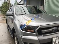 Chính chủ bán Ford Ranger sản xuất 2017, màu bạc