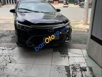 Bán xe Toyota Camry sản xuất 2015, màu đen, xe nhập