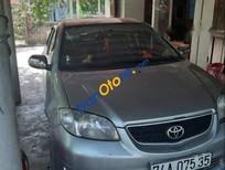 Xe Toyota Vios sản xuất 2004, màu bạc