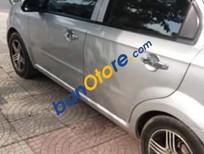 Xe Daewoo Gentra năm 2009, màu bạc chính chủ