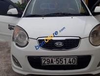 Xe Kia Morning SLX sản xuất 2008, màu trắng, nhập khẩu