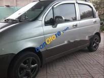 Bán xe Daewoo Matiz SE năm sản xuất 2004, màu bạc