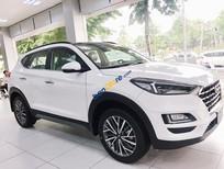 Bán xe Hyundai Tucson 2.0AT sản xuất 2019, màu trắng, giá 878tr