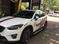 Cần bán xe Mazda CX 5 2.5G AT sản xuất năm 2017, màu trắng