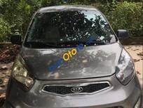 Xe Kia Morning Van năm sản xuất 2013, màu xám