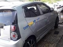 Cần bán lại xe Kia Morning năm 2011, màu bạc