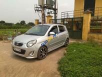 Bán xe Kia Morning sản xuất 2011, màu bạc số sàn