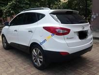 Cần bán Hyundai Tucson sản xuất 2014, màu trắng