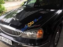Xe Daewoo Magnus sản xuất 2005, màu đen
