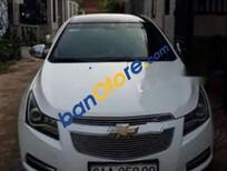 Bán xe Chevrolet Cruze LS 1.6MT năm sản xuất 2012, màu trắng