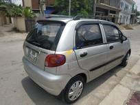 Xe Daewoo Matiz SE năm sản xuất 2008, màu bạc