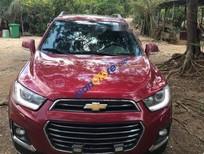 Bán Chevrolet Captiva năm sản xuất 2016, màu đỏ