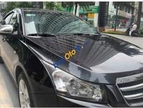 Cần bán lại xe Daewoo Lacetti CDX 1.6 AT năm 2011, màu đen